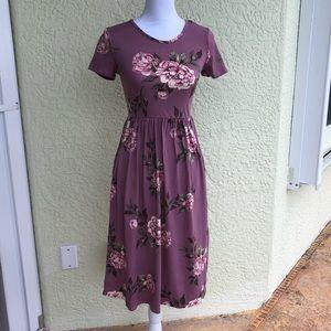 🆕 Reborn Midi Dress